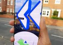 Fitur Live View di Google Maps