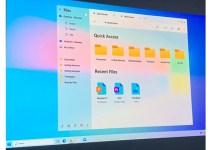 Konsep Tampilan Windows 10 Tahun 2021 Mendatang Sun Valley