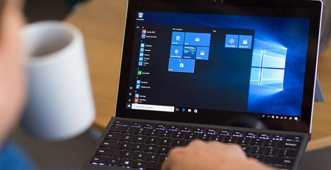 Market Share Versi Sistem Operasi Windows 10 2004