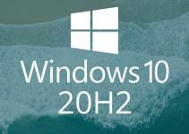 Pembaruan Windows 10 20H2 Download