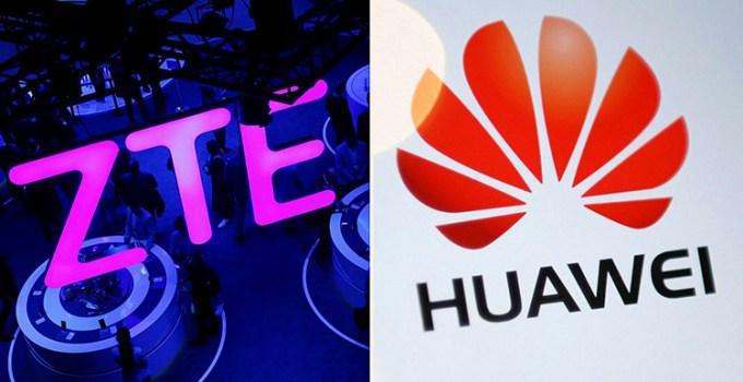 Teknologi 5G Huawei dan ZTE Diblokir Swedia