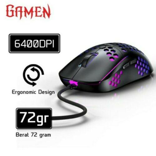 Gamen GM710 Macro Ultralight