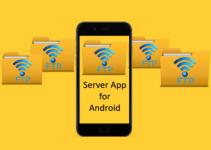 Aplikasi FTP Server untuk Android