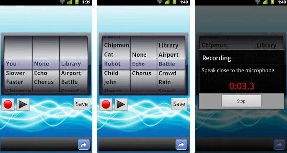 Aplikasi Pengubah Suara untuk Android Terbaru