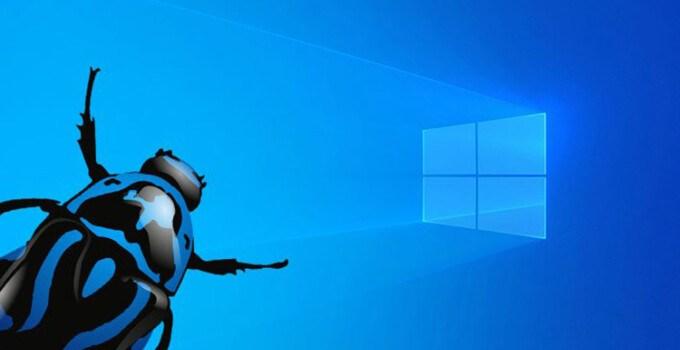 Bug Windows 10 Windows.old