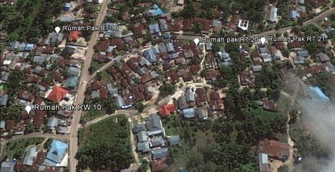 Cara Download Citra di Google Earth Pro