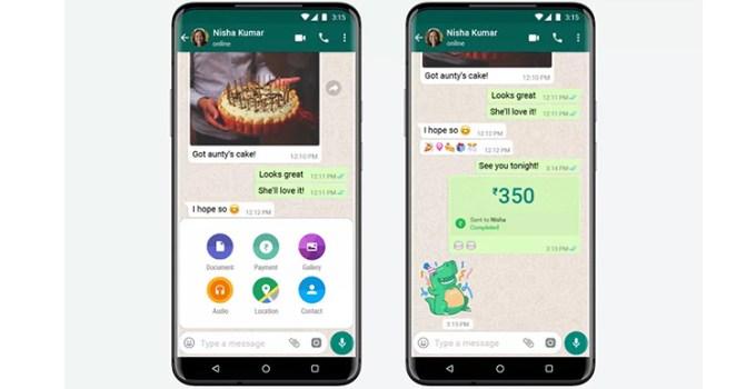 Fitur Transaksi Pembayaran Digital Whatsapp
