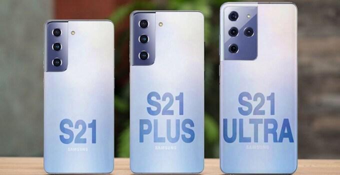 Samsung Galaxy S21 Plus Ultra