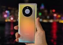 Smartphone Huawei Mate 40 Pro Terbaik Versi AnTuTu