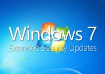 Windows 7 ESU Extended Security Updates