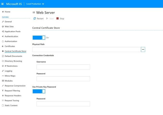 Aplikasi FTP Server di Windows 10 (IIS)