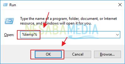 temporary file