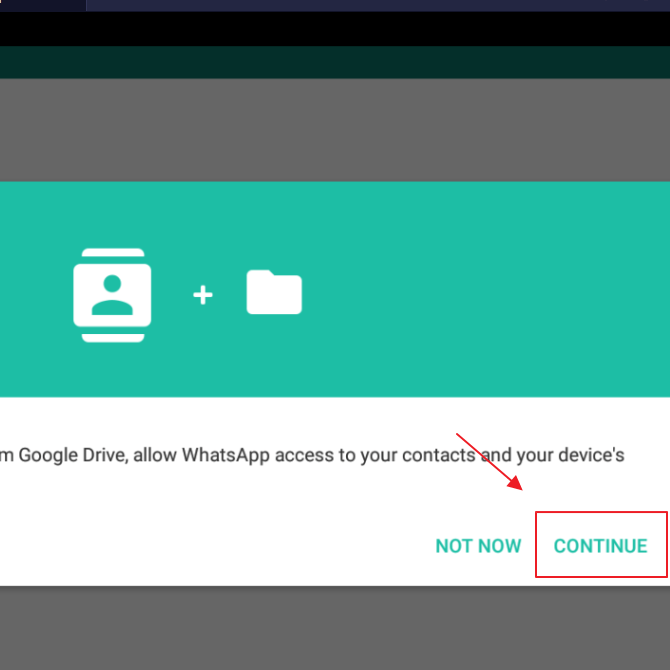 kode verifikasi WhatsApp