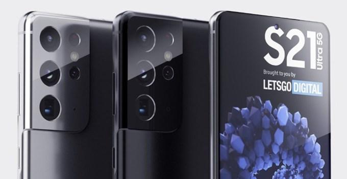 Kamera Ultra Wide Samsung Galaxy S21