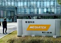 Kantor MediaTek Penjualan Chipset Smartphone