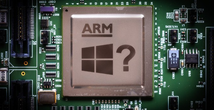Microsoft Chip ARM
