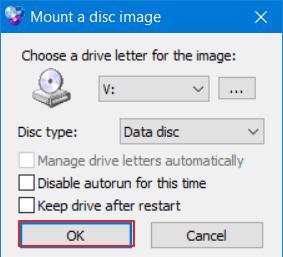 Cara Mount dan Unmount File ISO di Windows