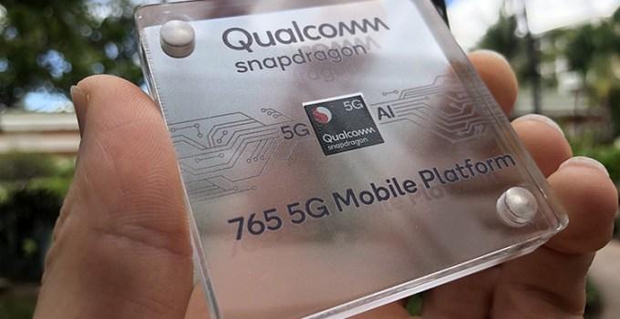 Qualcomm Snapdragon 765 Chipset