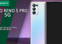 Smartphone Oppo Reno 5