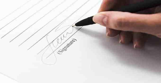 Cara Membuat Tanda Tangan di Word