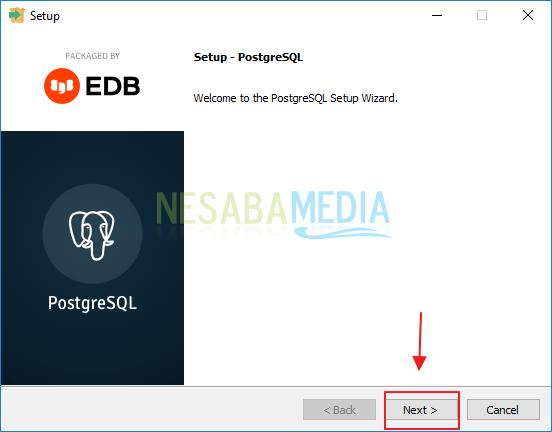 Cara Install Postgresql di Windows 10