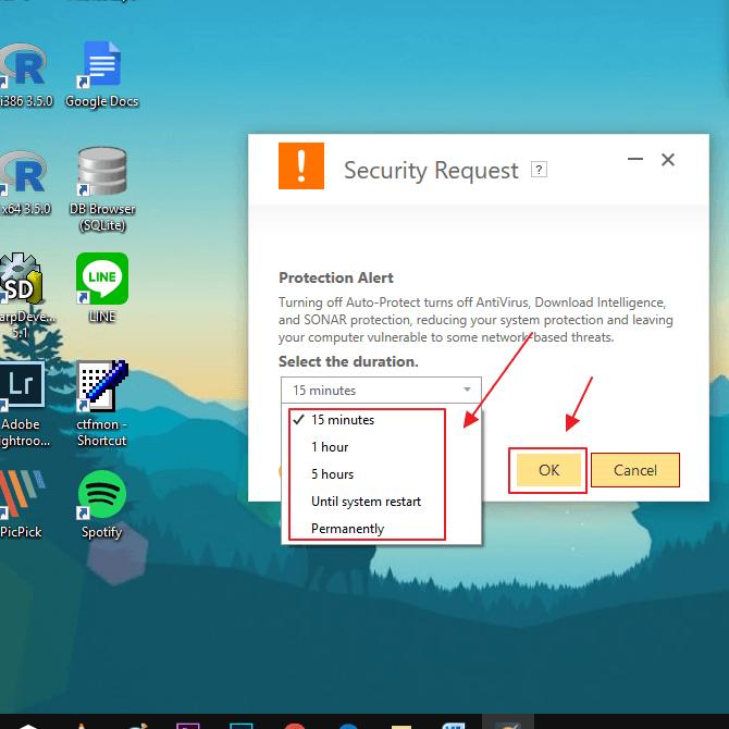 Cara Mematikan Norton Antivirus di Laptop