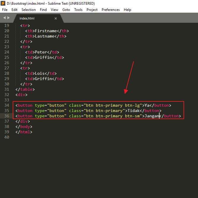 Cara Menginstall Bootstrap di Windows