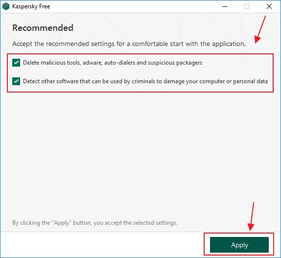 Cara install kaspersky antivirus di komputer