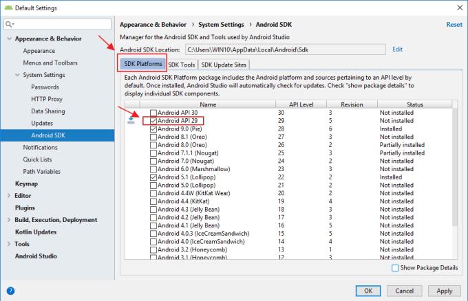 Cara Install React Native di Windows 10 dan Konfigurasinya