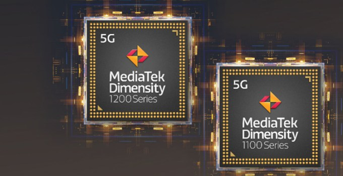 Chipset MediaTek Dimensity 1200 dan 1100