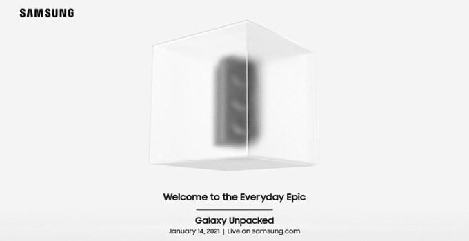 Event Samsung Galaxy Unpacked