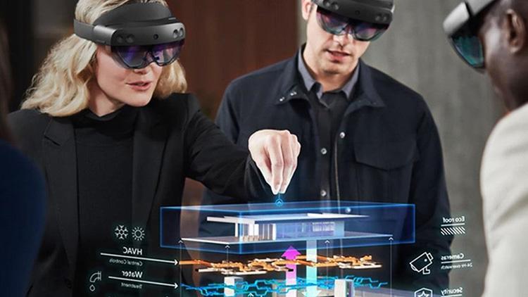 Microsoft HoloLens 2 Bawa Browser Edge Chromium dan Interaksi Lebih Canggih