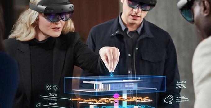 Fitur Perangkat Microsoft HoloLens 2
