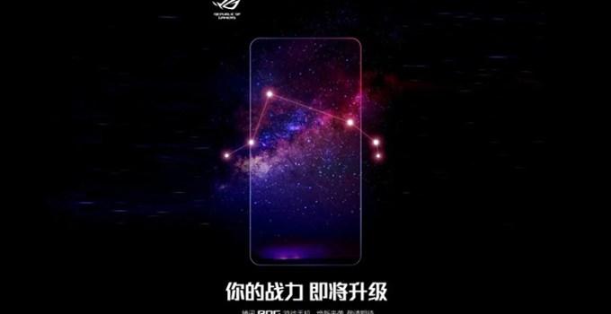 Gambar Promosi ASUS ROG Phone 4 Smartphone Gaming