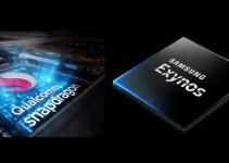 Chipset Samsung Exynos 2100 Qualcomm Snapdragon 888 Apple A14 Huawei Kirin 9000