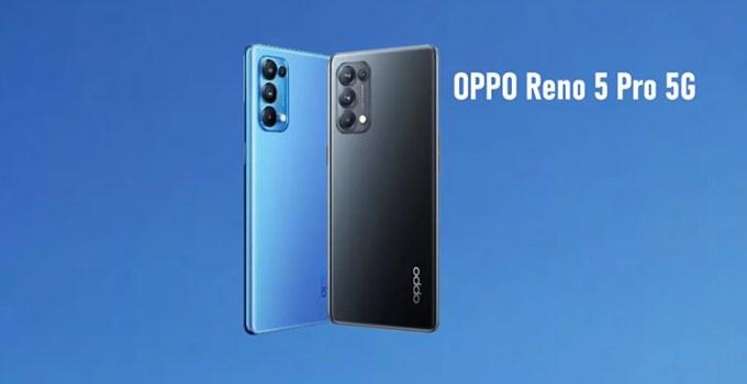 Smartphone Oppo Reno 5 Pro 5G