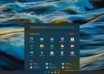 Tampilan Microsoft Windows 10X Yang Bocor