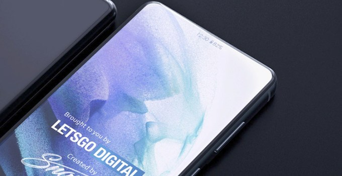 Teknologi Kamera Bawah Layar Samsung
