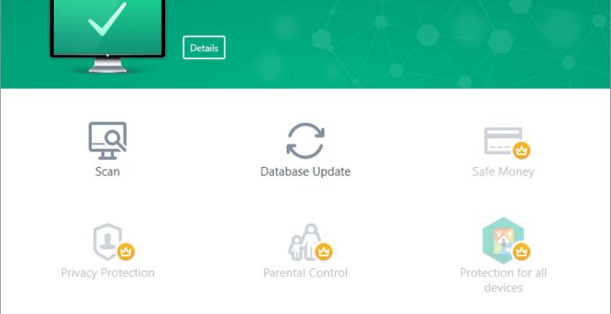 Cara Install Kaspersky Antivirus
