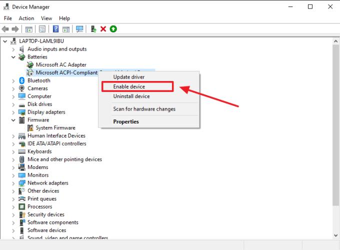 klik enable