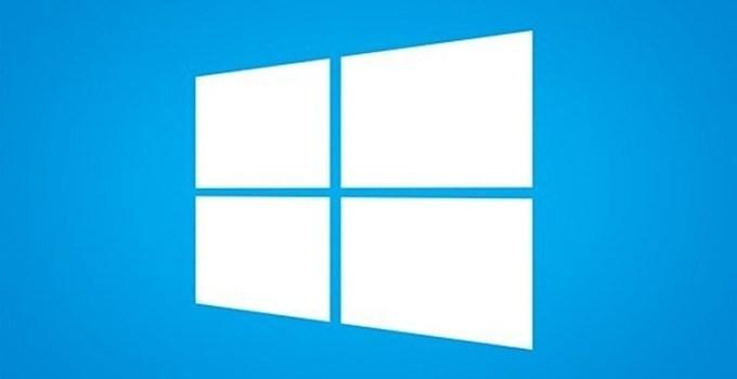 Logo Microsoft Windows 10