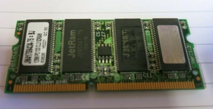 Mengenal Pengertian SDRAM