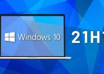 Pembaruan Microsoft Windows 10 Versi 21H1