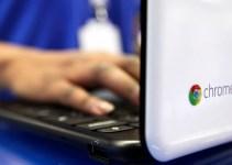 Perangkat Laptop Google Chromebook
