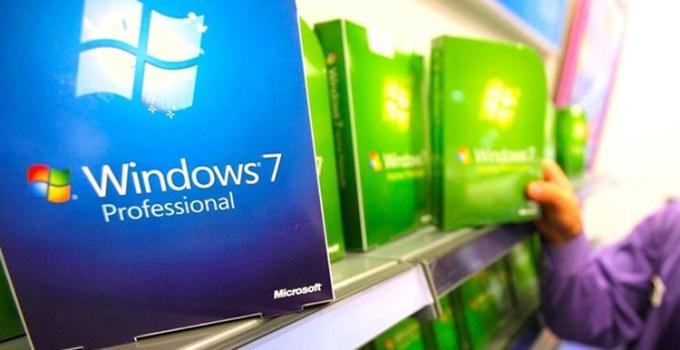 Sistem Operasi Microsoft Windows 7