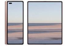 Smartphone Lipat Huawei Mate X2