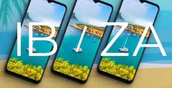 Smartphone Motorola Ibiza