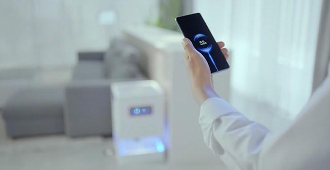 Teknologi Pengisian Ulang Xiaomi Mi Air Charge