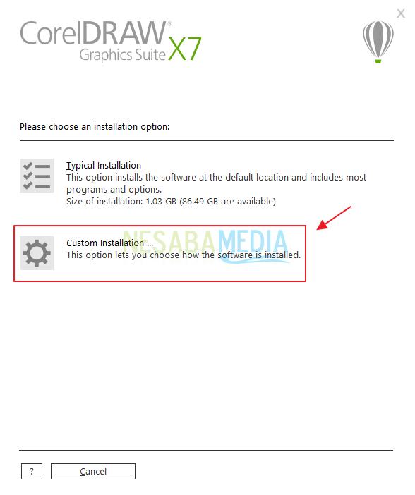 Cara Install Corel Draw X7 dengan Keygen