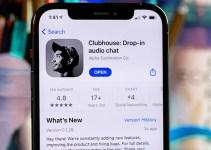 Aplikasi Clubhouse Palsu di Android